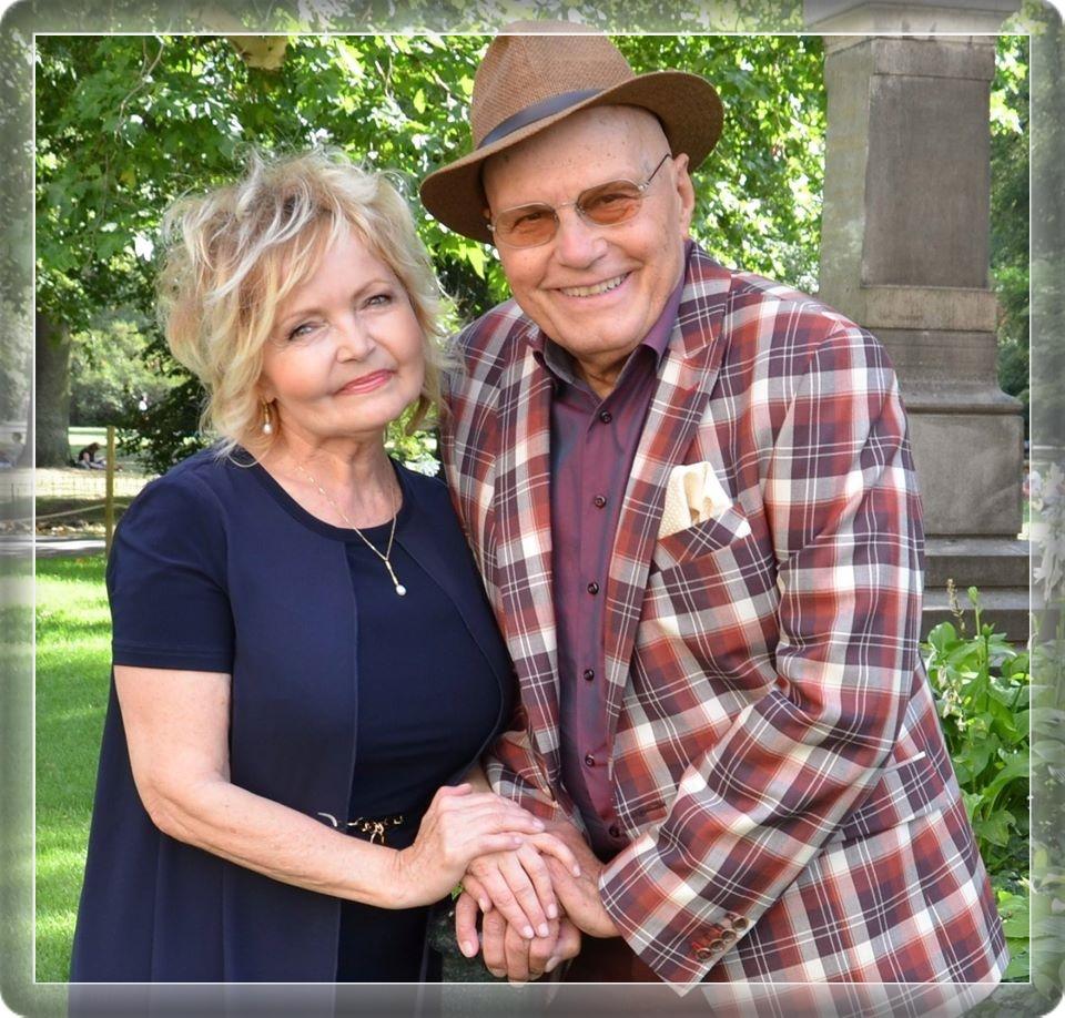 S manželem Janem Přeučilem tvoří už dvacet let známý pár!